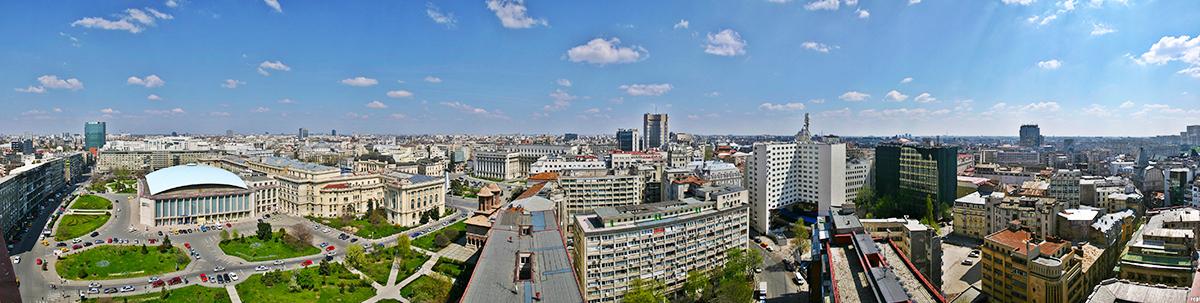 Panoramă București